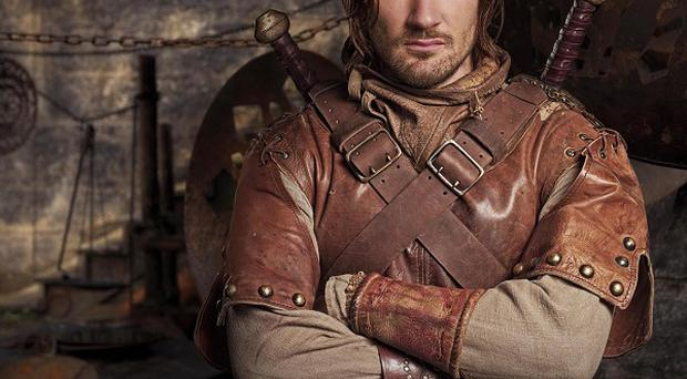 Clive Standen who is reportedly cast to play a young Liam Neeson.