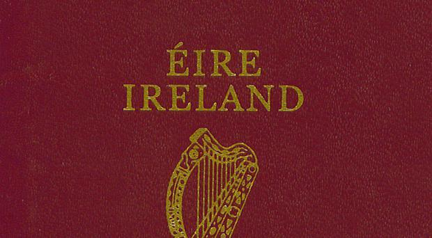 There's been a sharp rise in Irish passport applications