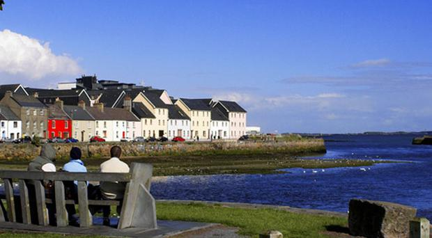 Galway came sixth in the Conde Nast Traveller list