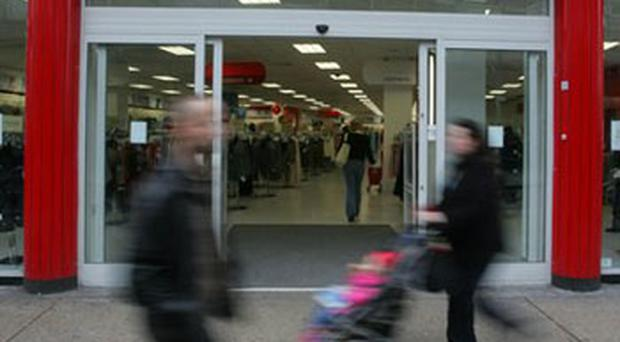 TK Maxx has opened a new store at Ards Shopping Centre