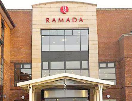 The Ramada Plaza at Shaw's Bridge will soon be rebranded as the new Crowne Plaza