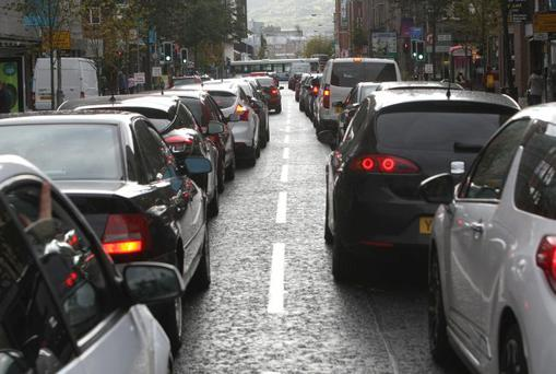 More than 2,000 people have been fined for driving in Belfast bus lanes during the night when buses aren't even running
