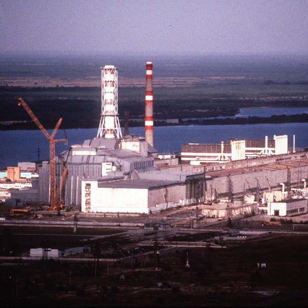 Documents reveal concerns the Chernobyl fall-out cloud might drift over Ireland