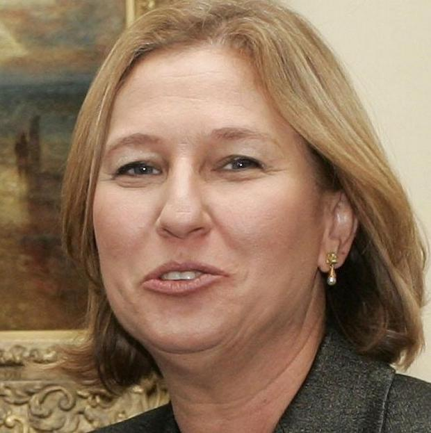 Tzipi Livni faced possible detainment over her role in the 2008-2009 Gaza War, which a UN fact finding mission claimed amounted to 'collective punishment' of Palestinians
