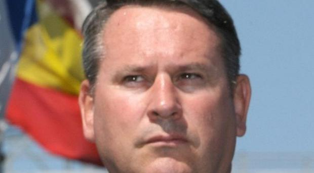 Former British Army colonel Richard Kemp