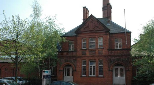 The Ormeau Baths building is being transformed into an entrepreneurial campus