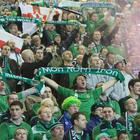 Thousands are travelling to the Norway game.