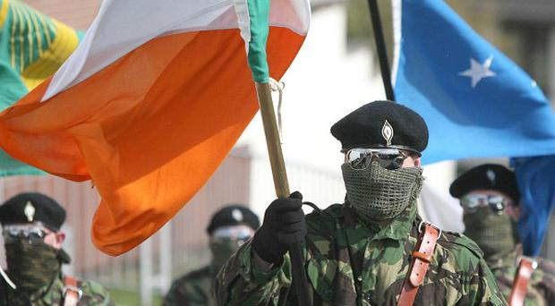 Police have a £160m fund for tackling the dissident republican threat.