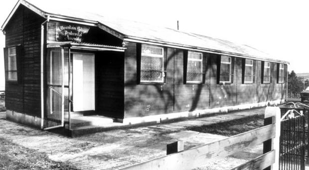 Darkley (Mountain Lodge Pentecostal Hall), where three people were shot dead