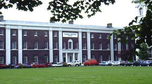Royal Belfast Academical Institution flew their flag at half mast in tribute.