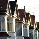 'The most expensive homes were detached houses in Belfast, which had an average price of £323,003' (stock photo)
