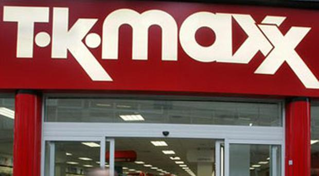 TK Maxx has bucked a current downbeat trend among high street retailers as it posted higher sales and profits on the back of a raft of new openings.