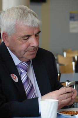 East Londonderry: George Robinson, DUP