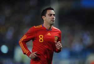 <b>Xavi Hernandez (Spain)</b><br/> Spain have a ridiculously good pool of players to call on when it comes to free-kicks. Fabregas, Villa, Iniesta, Alonso... the list goes on. But it will likely be Barcelona star Xavi Hernandez who gets first dibs if there's a goal scoring chance. Uefa's Player of the Tournament at Euro 2008 created two goals in one match with his free-kicks during qualification for the World Cup, proving that he can pick out his team-mates just as well as the top corner.