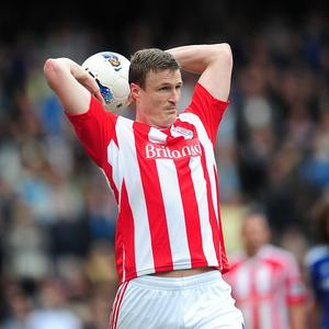 Robert Huth admitted he was 'delighted' after signing a three-year contract extension at Stoke