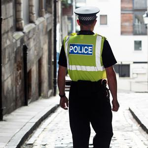 Police are appealing for witnesses after two children were assaulted with a metal bar in an unprovoked attack