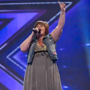 Ceri Rees has auditioned for the X Factor four times