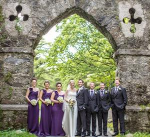 "Bride: Helen Stevenson (Kilkeel, Co.Down) Groom: Scott Girdlestone (Canberra) married on 7th July at Slieve Donard in Newcastle.  <p><b>To send us your Wedding Pics <a  href=""http://www.belfasttelegraph.co.uk/usersubmission/the-belfast-telegraph-wants-to-hear-from-you-13927437.html"" title=""Click here to send your pics to Belfast Telegraph"">Click here</a> </a></p></b>"