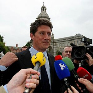 Eamon Ryan hailed free-to-air digital service Saorview
