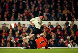 <b>Robbie Fowler </b><br/>  But, of course, there is also Robbie Fowler's famous anti-dive: when the referee gave a penalty in a league game against Arsenal, Fowler admitted that he had not been fouled by Arsenal keeper David Seaman and subsequently tried to convince the referee to change his decision. Having failed to do so, however, Fowler took the penalty, and - despite an initial save by Seaman - Liverpool scored from the rebound. Nevertheless, Fowler was awarded a UEFA Fair Play award for his fair sportsmanship.