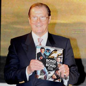 Sir Roger Moore wanted to avoid 'hero' roles after Bond