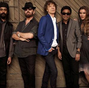 Sir Mick Jagger would love to take his new super group on tour