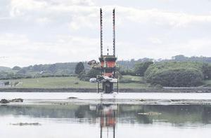Renewable energy generated from the Seagen Turbine in Strangford Lough is a step in the right direction for Northern Ireland's offshore renewable sector