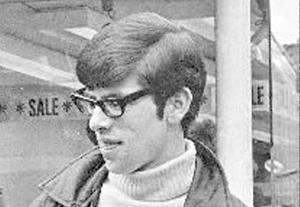 A beardless Gerry Adams - not sure if he was still at school when this was taken so if anyone has an earlier snap of him please forward.