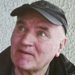 Bosnian Serb army commander Ratko Mladic was arrested in Serbia after years in hiding (AP/Politika)