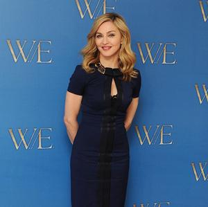 Madonna was worried about upsetting the royal family with W.E.