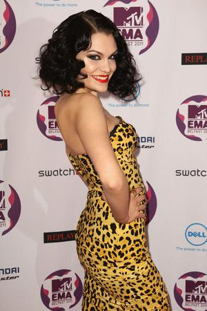 BELFAST, NORTHERN IRELAND - NOVEMBER 06:  Singer Jessie J attends the MTV Europe Music Awards 2011 at the Odyssey Arena on November 6, 2011 in Belfast, Northern Ireland.  (Photo by Dave J Hogan/Getty Images)