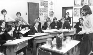 Methodist College Belfast- 1975.