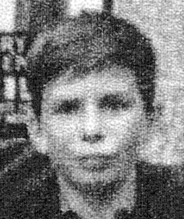 Kevin McElhinney who was killed on Bloody Sunday.