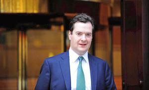 Chancellor George Osborne has good reason to stand by Ireland