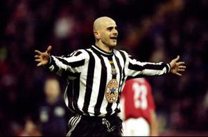 <b>Temuri Ketsbaia</b> No-one could have predicted how substitute Ketsbaia would respond to his last-gasp winner for Newcastle United against Bolton in 1998. The Georgian - apparently frustrated at being left out of the starting XI - tore off his shirt and began kicking the advertising hoardings in one of the most aggressive celebrations ever seen.