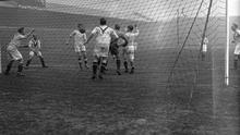 <b>Manchester City 3 Manchester United 0</b><br /> March 1926<br /> A brace inside the first 30 minutes in Sheffield from Tommy Browell put City on their way to Wembley. That season City would also beat United 6-1 in the league, but the value attached to the FA Cup, and that this was the clubs' first FA Cup semi-final meeting, made this one matter more. City would lose the final to Bolton, and were also relegated.