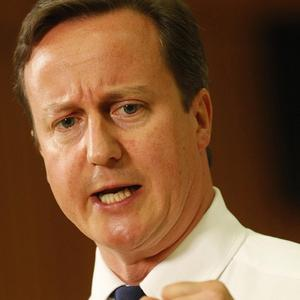 Prime Minister David Cameron is facing criticism after opening nearly all public sector services up to competition