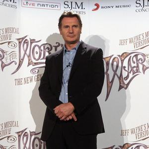 Liam Neeson was flattered to be offered the role