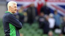 Carling Nations Cup, Northern Ireland v Wales.Northern Ireland manager Nigel Worthington