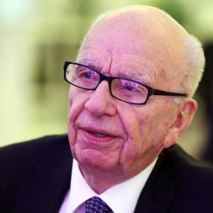 Rupert Murdoch said phone hacking at the News of the World was 'deplorable and unacceptable'