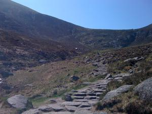 The Mourne Mountains. Submitted by Christina Price