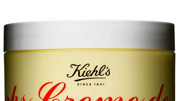 6. Kiehl's Creme de Corps soy milk and honey whipped body butter, £36, Liberty