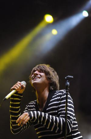 Paolo Nutini live at Belsonic
