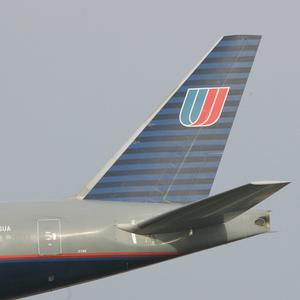 Two men were arrested at Amsterdam airport after arriving on a United Airlines flight from Chicago