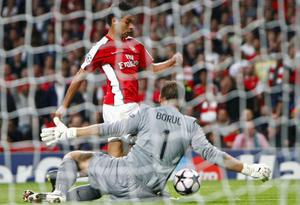 <b>Eduardo </b><br/>  Arsenal striker Eduardo aroused huge controversy when he won a penalty against Celtic in a Champions League qualifier at the start of last season. Fifa stepped in and banned him but an appeal saw the Croatian vindicated