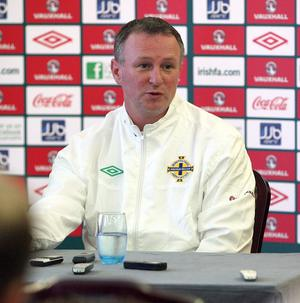 Michael O'Neill has told his players to learn from the drubbing off Holland