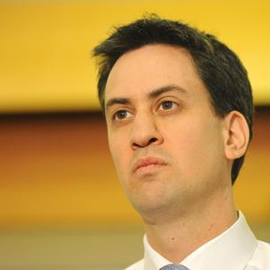 Ed Miliband has said he is 'totally against' plans that will see thousands of Home Office staff go on strike next Thursday