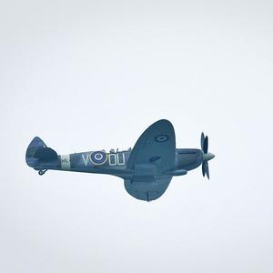 A Second World War Spitfire has been recovered from bogland in Co Donegal