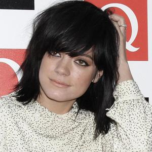 Lily Allen is taking a break from her music career