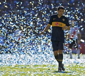 <b>Juan Roman Riquelme</b><br/> An exciting prospect is the possible capture of Juan Roman Riquelme. The former Argentina international has been linked with various clubs in England after his contract ran out at Boca Juniors. He's now 32, but the midfielder still has undoubted passing ability and vision. Bolton have a habit of signing players entering the latter stages of their career (think Jay-Jay Okocha, Ivan Campo and Youri Djorkaeff), and Riquelme seems like a nice fit.